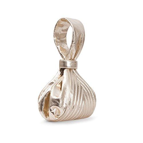 Gretchen, Borsa a mano donna Oro (Platinum Gold)