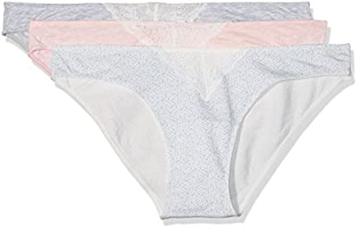 Women'secret Pack Hipster Brief, Braguita para Mujer