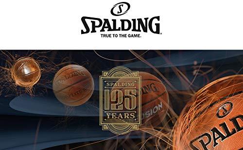 Spalding NBA SZ. 7 (83-969Z) Basketballs, Juventud Unisex, Black, 7