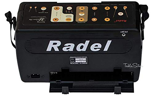 NEW RADEL Saarang Maestro Dx Electronic Tanpura - Tambura, Digital Tanpura Box, DJ Sound Machine, Tanpura Sampler, Instruction Manual, Bag, Power Cord