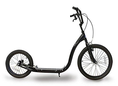 """Preisvergleich Produktbild Tretroller 20"""" / 16"""" Scooter Kickscooter Dogscooter Big Wheel Cityroller"""