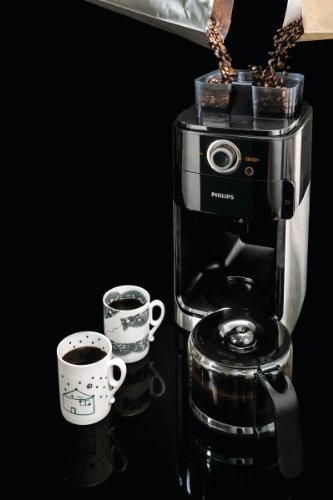 Philips HD7766/00 Grind&Brew Filter-Kaffeemaschine mit Mahlwerk - 4