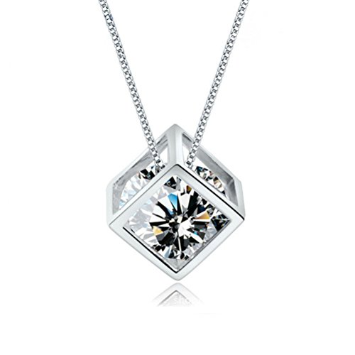 square-cubic-zirconia-love-cube-sterling-silver-pendant-necklace-for-women-18-inches