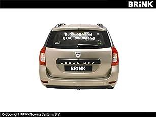 Unbekannt Brink 585800 Anhängerkupplungen