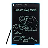 HUIXIANG Tavoletta Grafica LCD 12 Pollici Digitale Scrittura Tavola da Disegno eWriter Lavagna Eelettronica LCD Writing Tablet Drawing Pad Regalo per Bambini, Insegnante, Studenti, Progettista (Blu)
