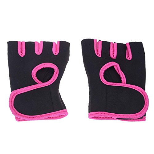 Sodial(R) New Sport – Weight Lifting Gloves