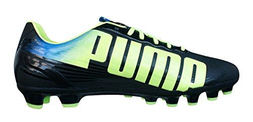 Puma  evoSPEED 2.2 AG, Chaussures de football homme Noir - Noir