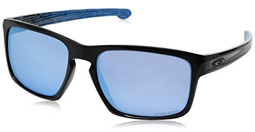 Oakley Herren OO9262 57 926240 Sonnenbrille, Schwarz,