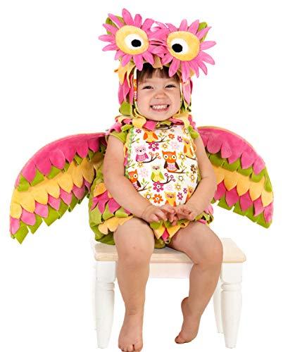 Hootie The Owl Tod 6/12m (Spiel Des Todes Baby Kostüm)