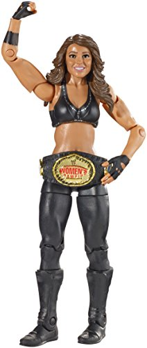 Mattel, WWE, Elite Hall of Fame Collection Action Figure, Trish Stratus by Mattel (Fame Of Wwe Hall Mattel)