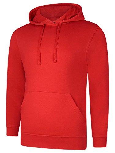 bemode - Sweat à capuche - Femme Red