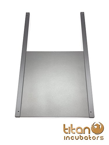 Metall-Huhn-Tür / Pop-Loch-Tür
