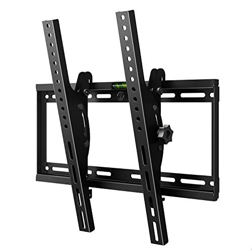 Famgizmo Soporte de Pared para TV de 22-55 Pulgadas 55-140cm, ±15° Inclinable, VESA 100x100-400x400mm...