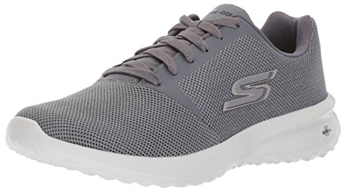 Skechers Herren On-The-go City 3 Laufschuhe, Grau (Charcoal), 44 EU