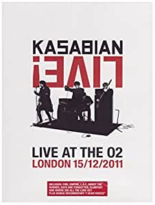 Live! - Live At The O2 [DVD] [2012] [NTSC]