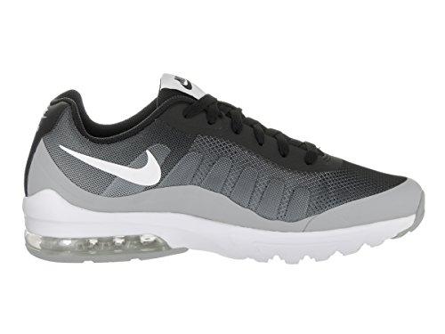 Nike Air Max Invigor Print, Chaussures de Running Entrainement Homme Noir