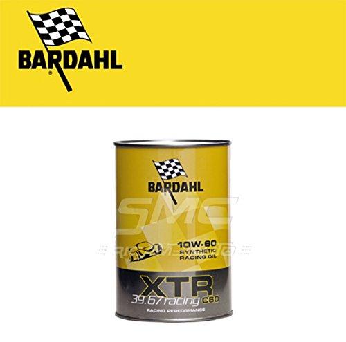 OLIO MOTORE BARDAHL XTR C60 RACING 39.67 10W-60 1LT