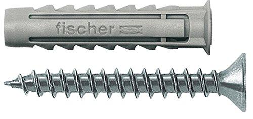 fischer-070021-6-x-30-mm-sx-s-10-expansion-plug-zinc-50-piece