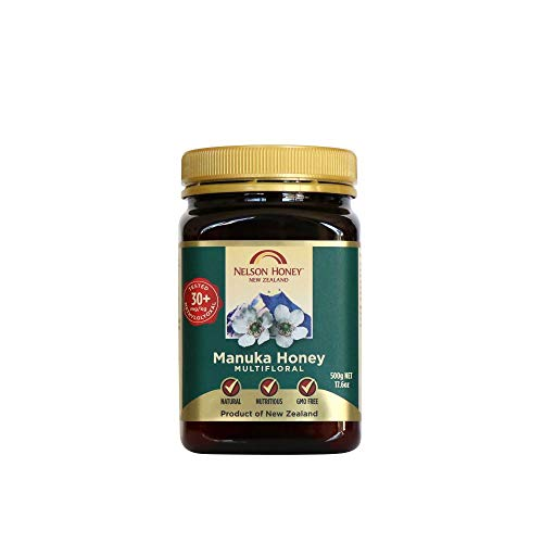 Miel Manuka Honey Nelson Active 30+ 500g
