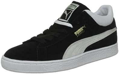 Puma Stepper Classic 355130, Herren Sneaker, Schwarz (black-white 01), EU 40 (UK 6.5) (US 7.5)