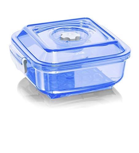 Magic vac aco1073 rettangolare 2.5l grigio, trasparente 1pezzo(i) recipiente per cibo