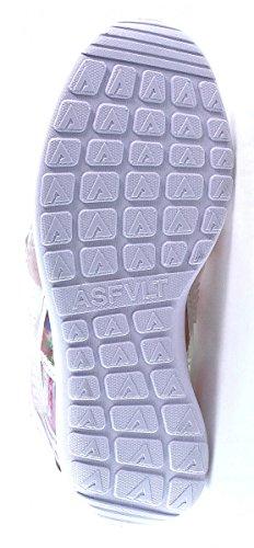 Asfvlt, Sneaker donna Bianco bianco Bianco (bianco)