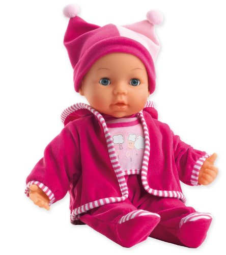 Bayer Design 93888 - Babypuppe Sonni, 38 cm