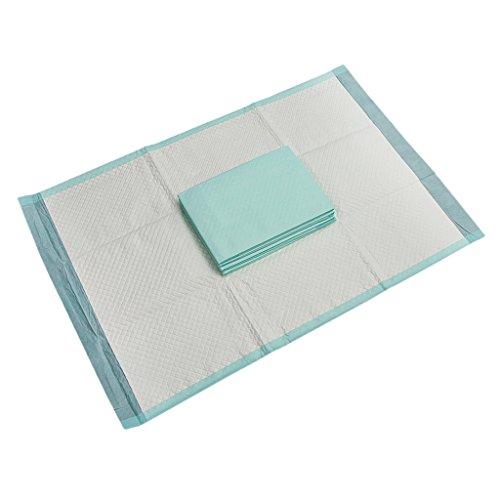 Gazechimp 5pcs-Set Inkontinenzunterlagen Krankenunterlagen Einweg Unterlage Auflage 90x60 cm