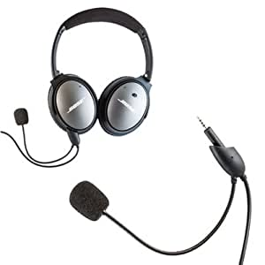 Headset Buddy: ClearMic Bruit Annulation Microphone pour