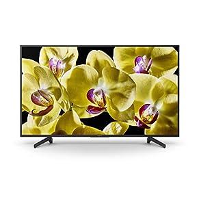Sony KD-55XG8096 Bravia (138,8cm) Fernseher (Ultra HD, 4K HDR, Android Smart TV, Chromecast) schwarz