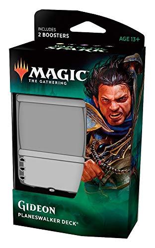 Magic the Gathering - War of The Spark - Planeswalker Deck | Auswahl | ENGLISCH, Booster:Gideon (Wars-karte-spiel Card)