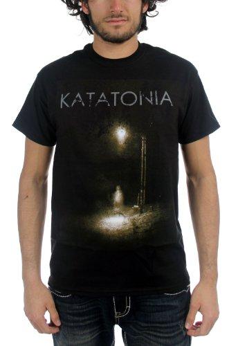 Katatonia - Top - Uomo nero XL