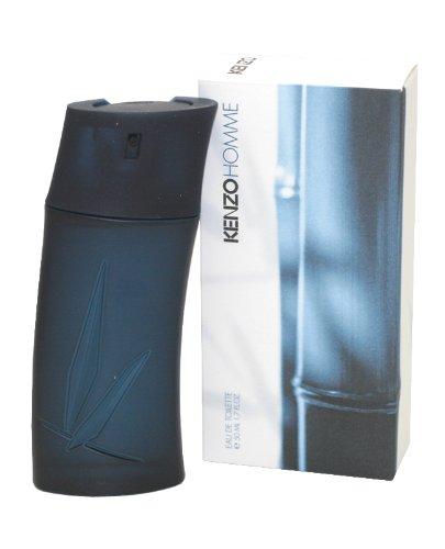 Kenzo homme/men, Eau de Toilette, Vaporisateur/Spray, 1er Pack (1 x 50 ml) (Pour Kenzo Homme Herren-duft :)