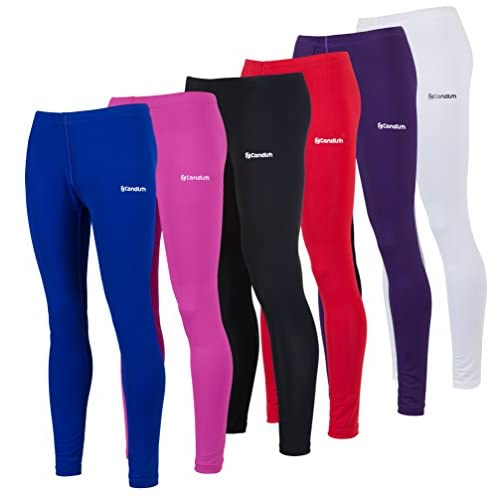 41W%2BsB0Ag1L. SS500  - Candish X3NA Running Leggings Ladies Bottoms Tights Womens Jogging Gym Trousers