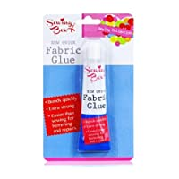 EXTRA STRONG SEW QUICK FABRIC GLUE by Sewing box