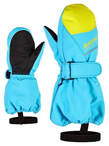 Ziener LOMODI AS(R) Mitten Glove junior, Größe:116, Farbe:Aqua.Light Green