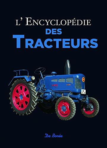 L'encyclopédie des tracteurs par Udo Paulitz