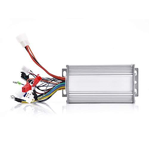 Alomejor Motor Brushless Controller 48 V 500 Watt Brushless Motor Sinus Controller für Bewegungsgeschwindigkeit Bürsten Controller