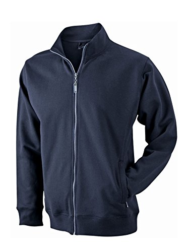 Men's Jacket/James & Nicholson (JN 046) S M L XL XXL 3XL Navy