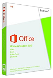 Microsoft Office Home & Student 2013 - Licence