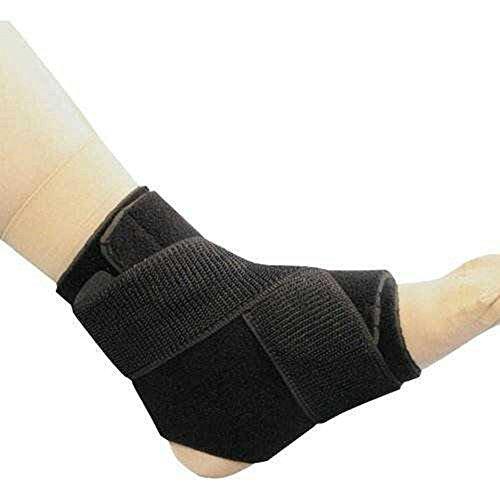 Fußgelenkstütze Displayschutzfolie Ankle Packungen Träger Ankle Fuß Verstauchung Recovery Kompression Ärmel elastische Bandage Leichtathletik Schutz, L -