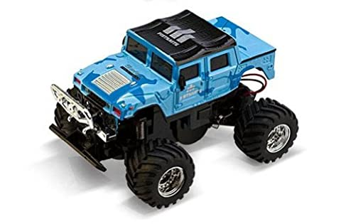 Mini Hummer Cross Country Electric RC Remote Control Car suvs 1:58 RT@KTWCH01L1