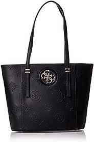 Guess Womens Tote Bag, Black - SL718622