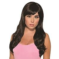 Forum Novelties Women's Wig-Katie-Black Party Supplies, Standard