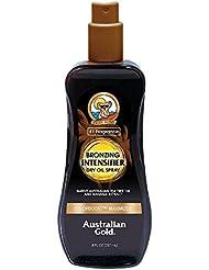 Australian Gold Huile Sèche Intensificatrice de Bronzage 237 ml