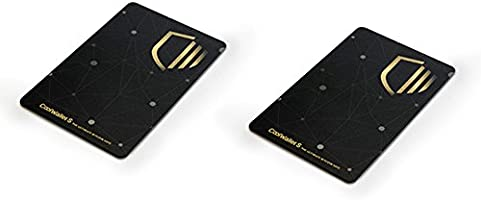 CoolWallet S Duo | Bitcoin Hardware Wallet 2 pacco