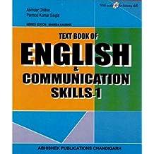 English and Communication Skills: Best Textbook to improve Reading, Speaking, Writing skills and employability
