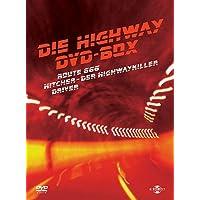 Die Highway DVD-Box - Route 666 - Hitcher der Highwaykiller - Driver