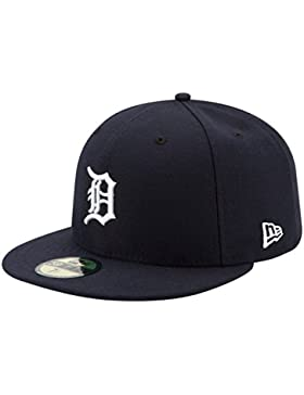 New Era Detroit Tigers Authentic 59FIFTY Fitted MLB Cap Home