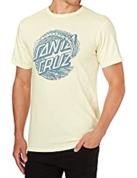 Santa Cruz Whitecap Men's T-shirt - Vintage White